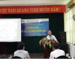 Tổ chức đào tạo chương trình văn minh thương mại