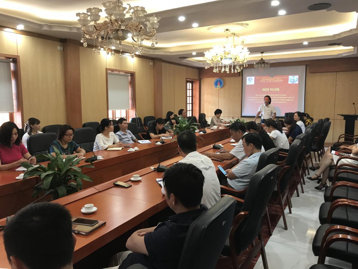 Hội Nghị Học Tập, Sinh Hoạt Chính Trị Hè Năm 2019